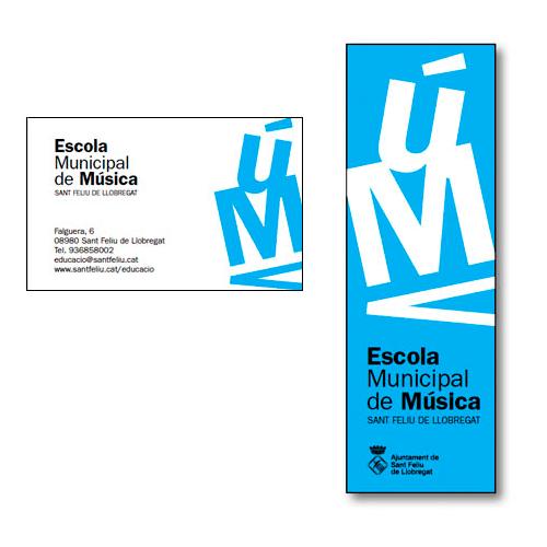 Imatge Corporativa Escola Musica